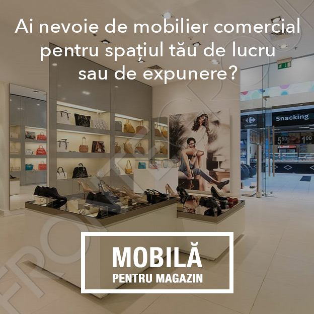Mobilier comercial