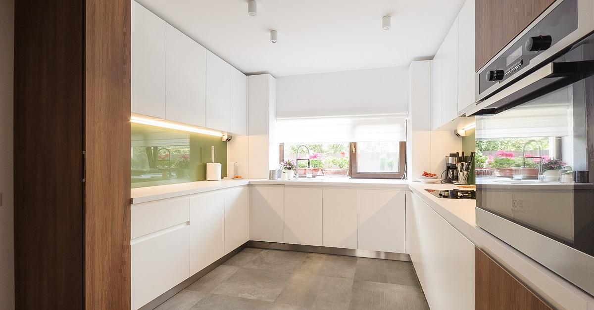 Bucătărie Radiant White