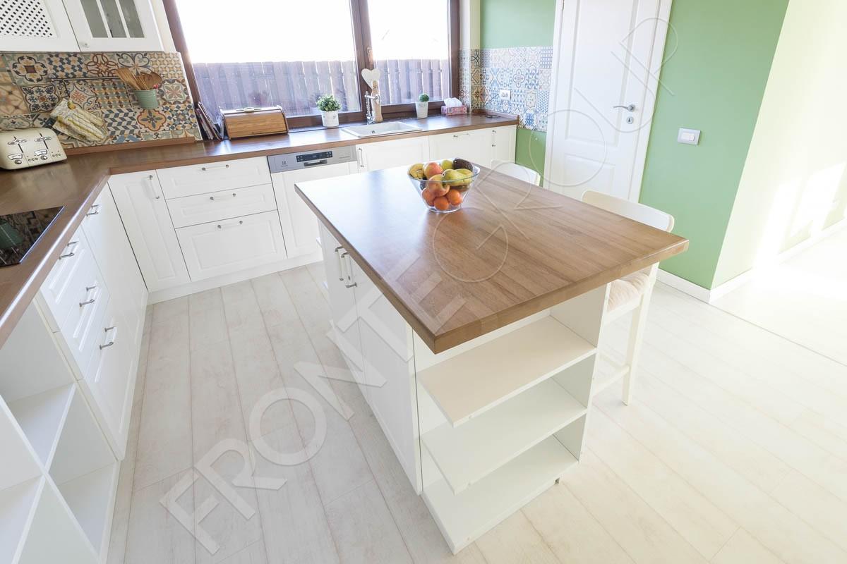 Bucătărie MOCHA - Mobilier La Comandă - Fabrică București