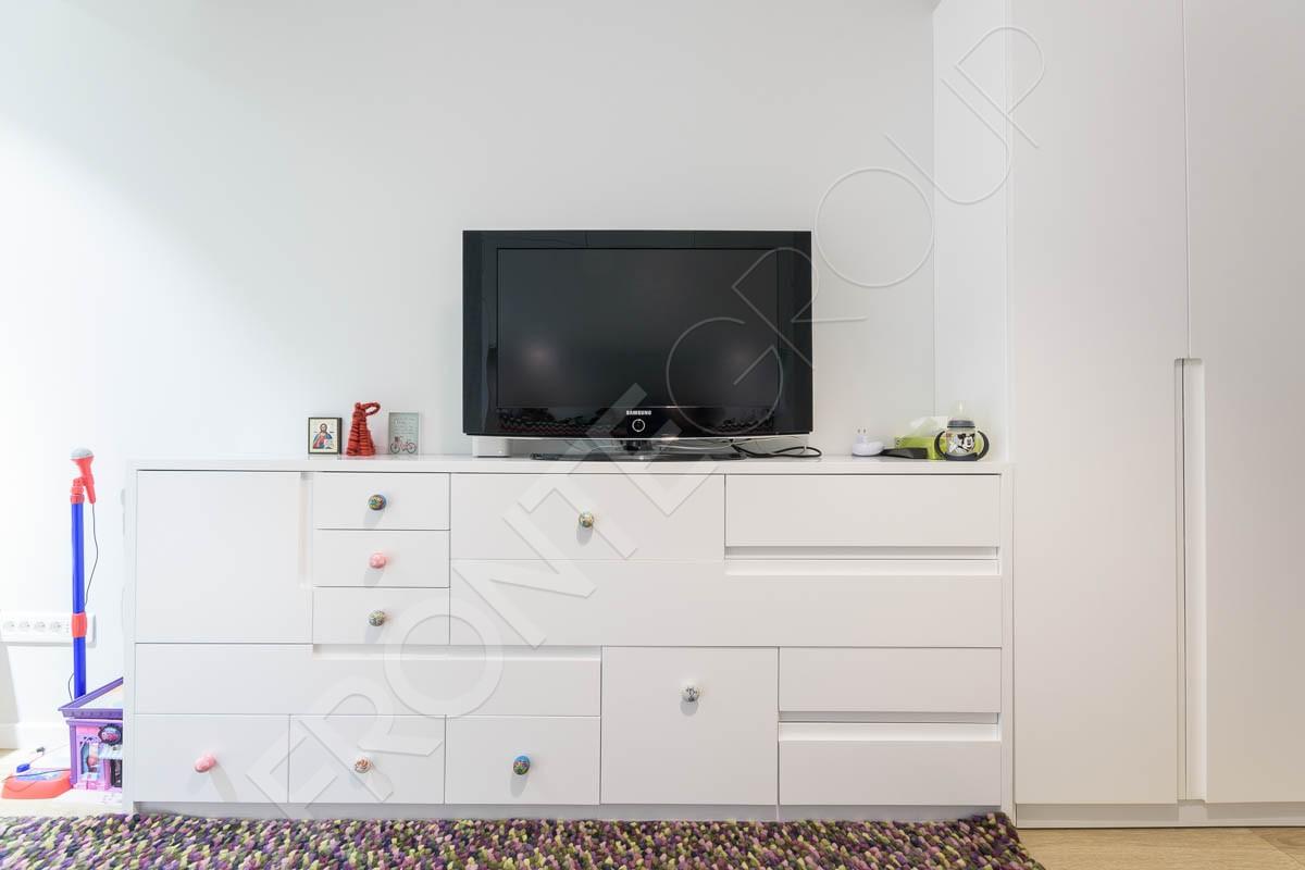 Cameră De Copii Spice - Fronte - Producător Mobilă București