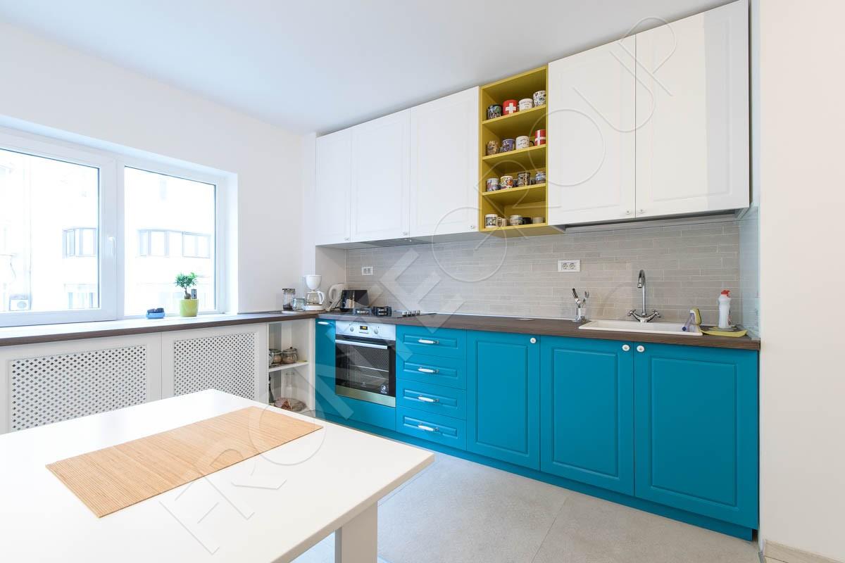 Bucătărie Peacock - Mobilier La Comandă - Fabrică București