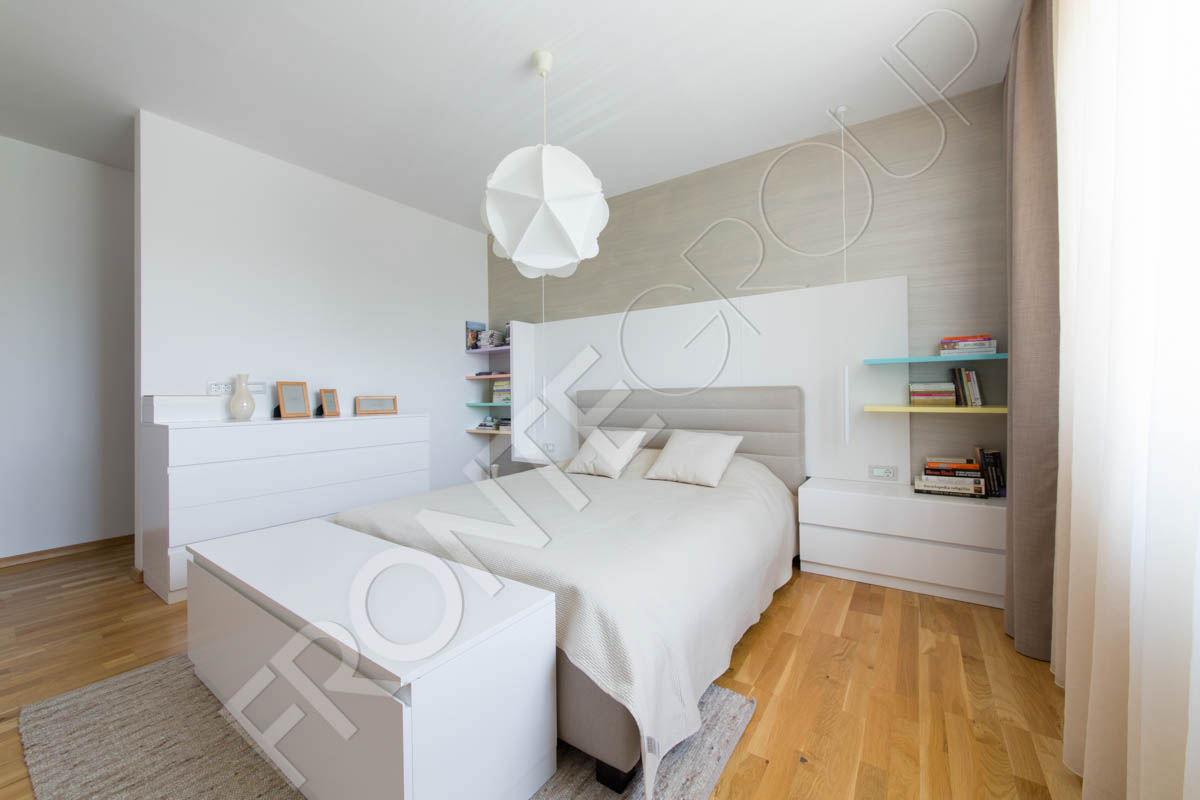 Mobilă Dormitor Simplicity - La Comandă - Fabrică București