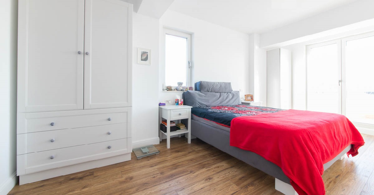 Dormitor Denim