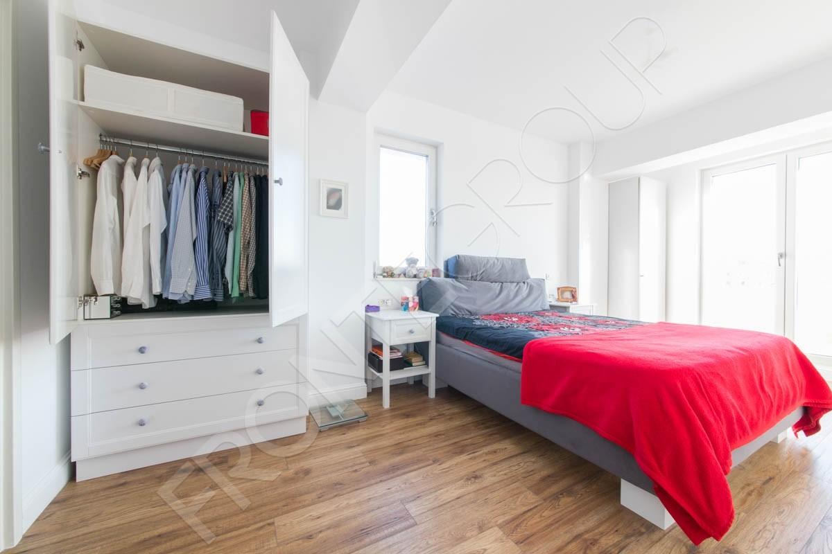 Dormitor Denim – Producator Mobilier La Comanda Bucuresti