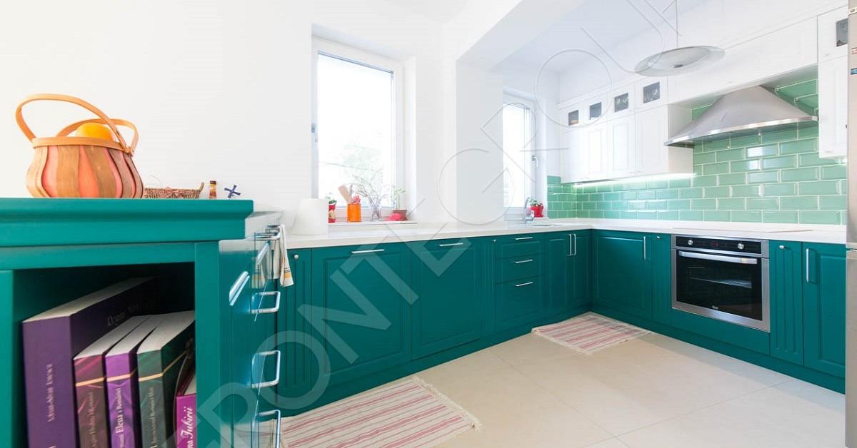 Bucătărie Emerald