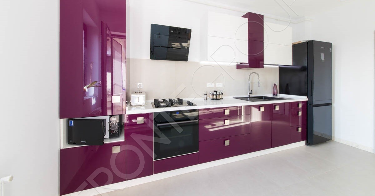 Bucătărie Grape