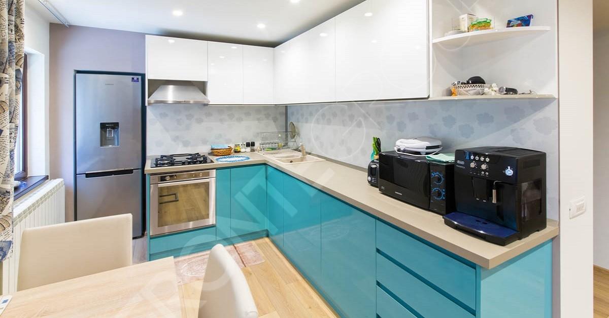 Bucătărie Flipper