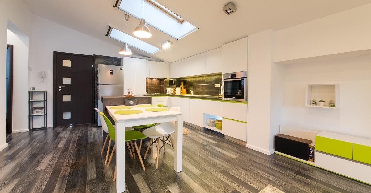 Bucătărie Greenery