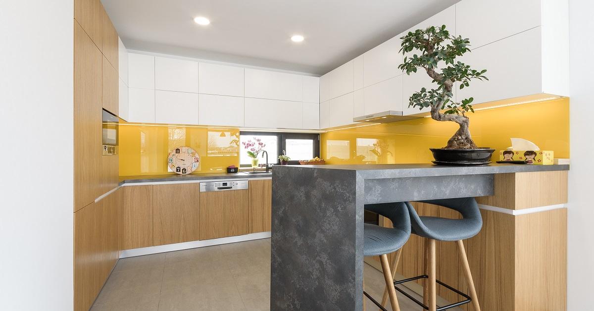 Bucătărie Vanilla