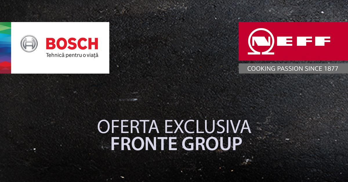 Oferte Exclusive La Electrocasnicele NEFF şi Bosch