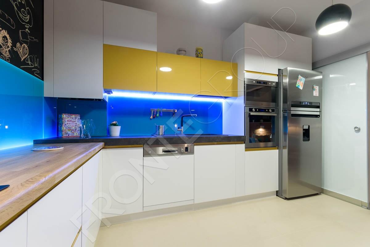 Bucătăria Collage - Mobilier La Comandă - Fabrică București