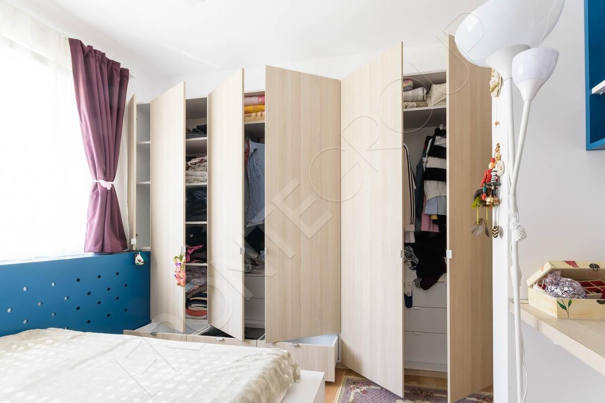 Dormitor Quilt - Mobilier La Comandă - Fabrică București