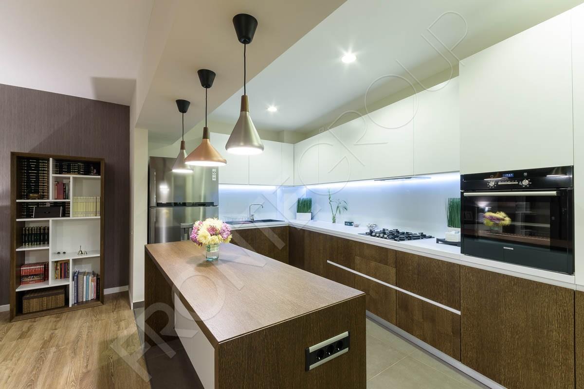 Bucătărie Spice - Fronte - Producător Mobilă București