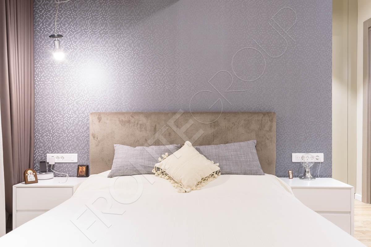 Dormitor Spice - Fronte - Producător Mobilă București