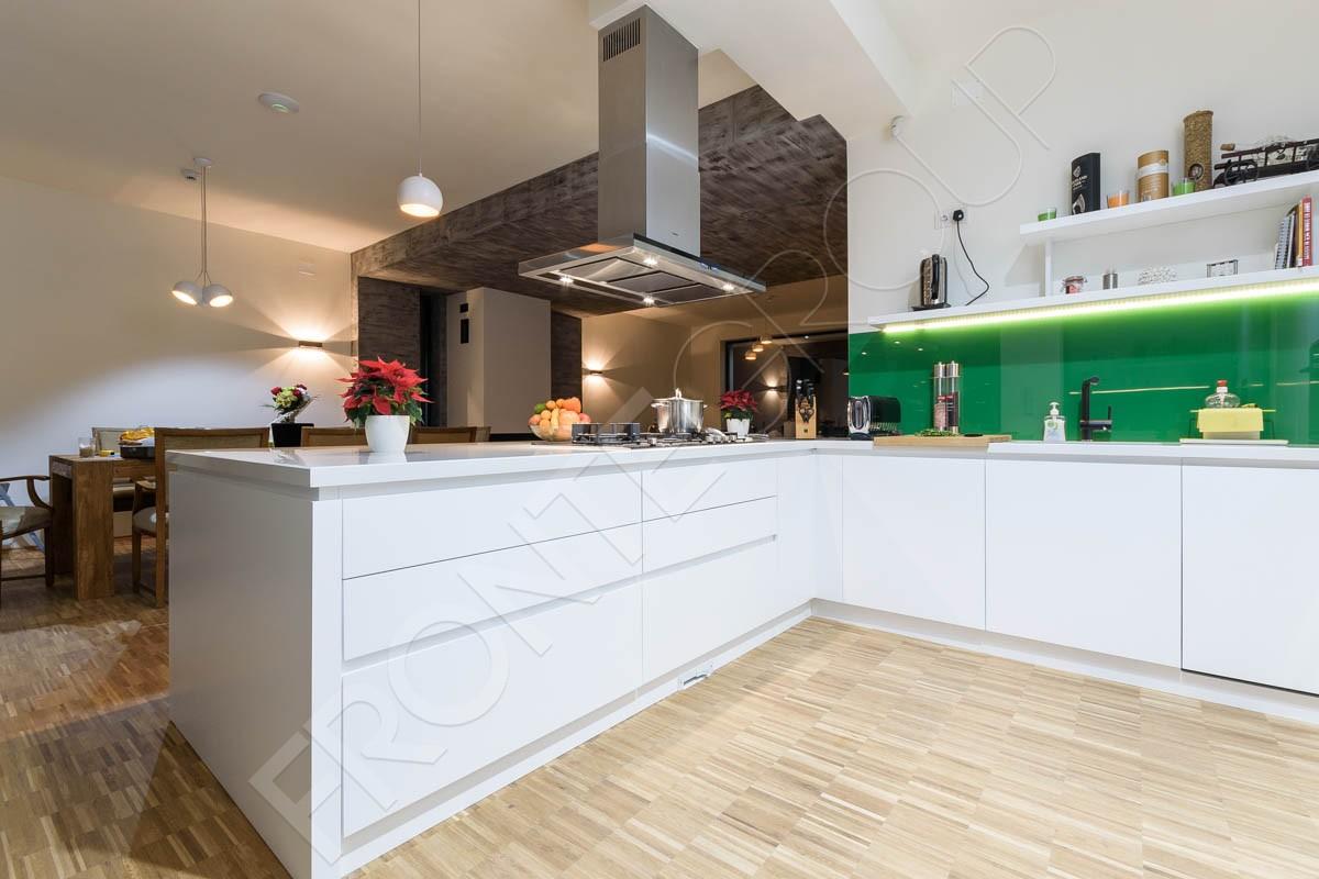 Bucătărie Forest - Fronte - Producător Mobilă București